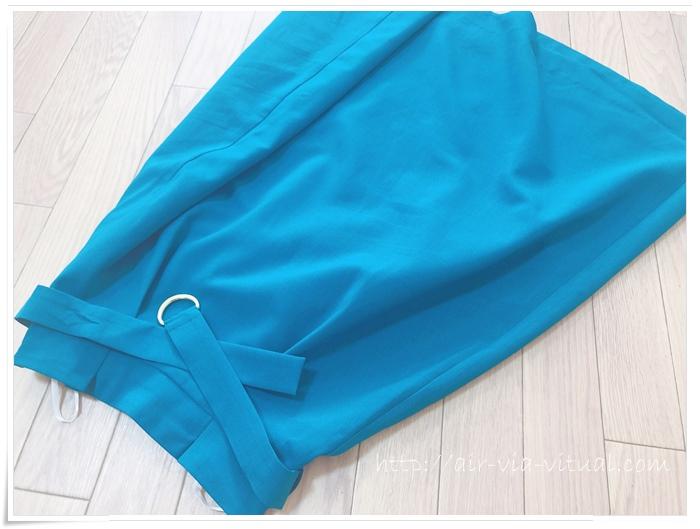 XSサイズのスカートの写真